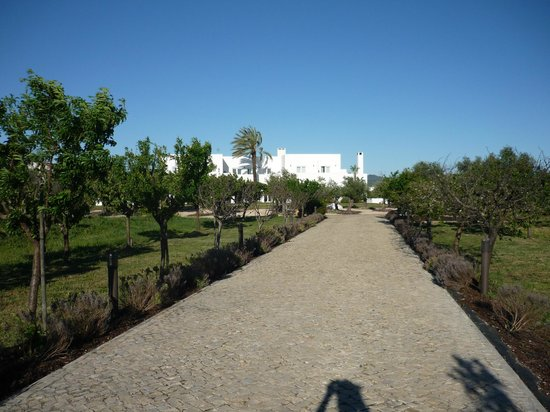Vilacampina Guesthouse: Hotel & Grounds