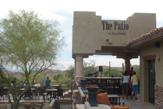 Las Sendas Golf Club: Patio Bar U0026 Restaurant