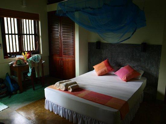 Handagedara Resort: chambre