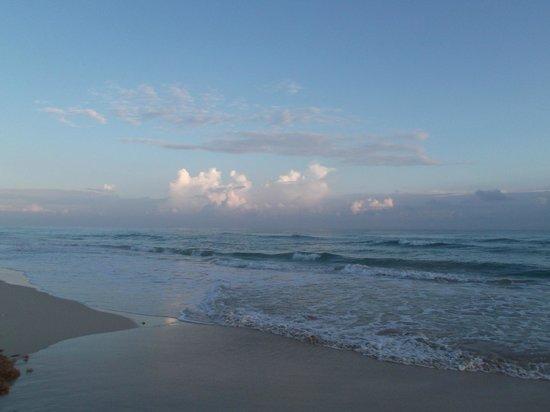 Playas de Este: Au petit matin du 29 avril 2012 à 7h20.
