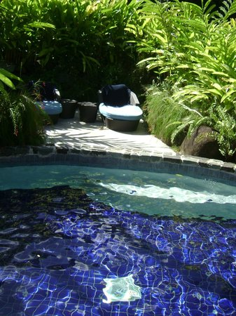Rendezvous Resort: One of the nooks in lazy river