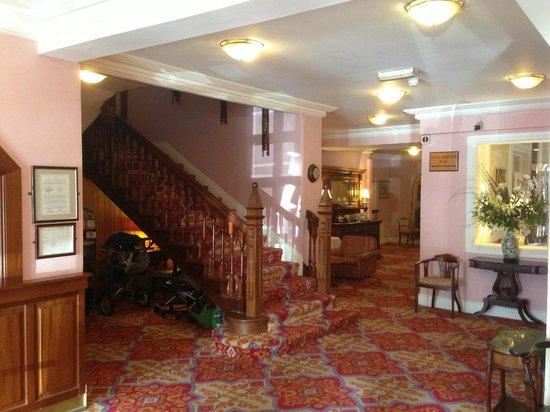 Foyles Hotel : Lobby
