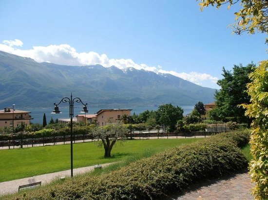 Hotel Locanda Ruscello : Local Park in Limone