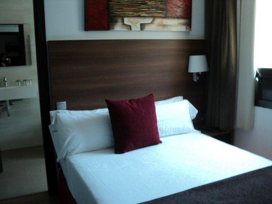 Hotel Auto Hogar: letto della camera