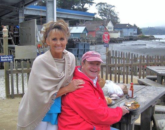 Hog Island Oyster Company: Fun day