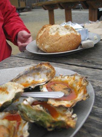 Hog Island Oyster Company: Lunch