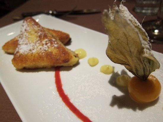 Palazzina G: Crema fritta