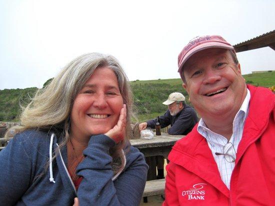 Hog Island Oyster Company: Laurie Sawyer