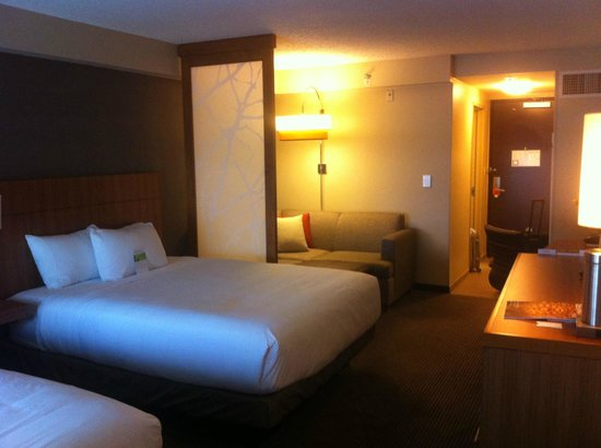Hyatt Place New Orleans/Convention Center: Nice room