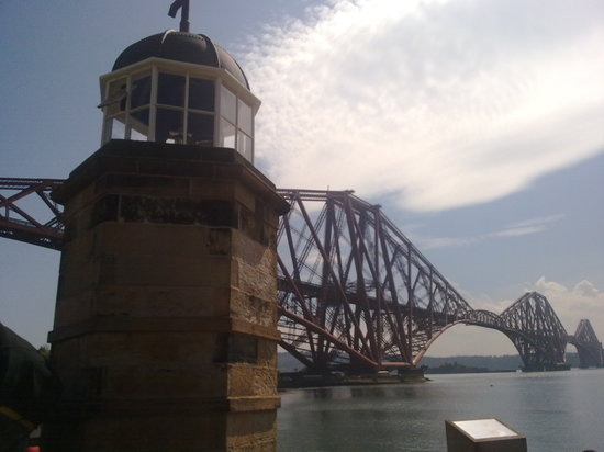 North Queensferry Harbour Light Tower