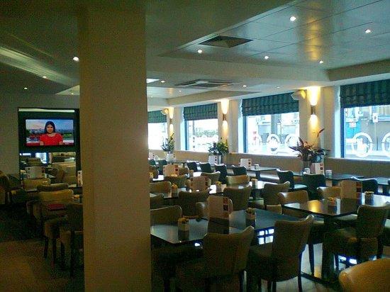 هوليداي إن إكسبريس لندن - ستراتفورد: The Food Hall