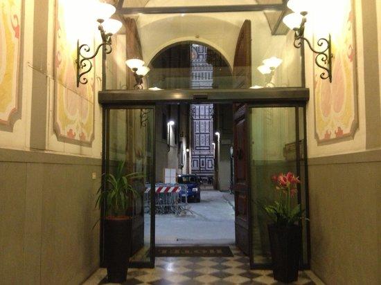 De Lanzi: The Duomo...so close!
