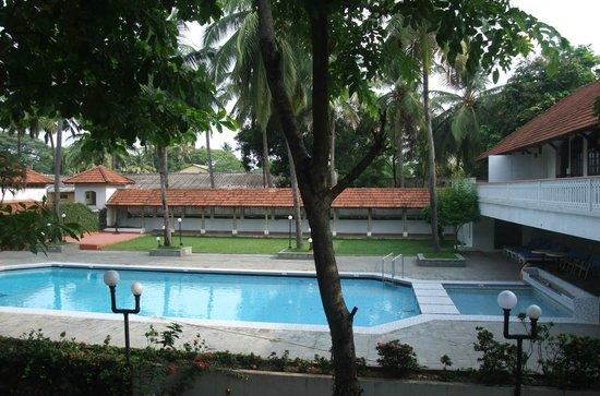Casino Hotel: Old school pool