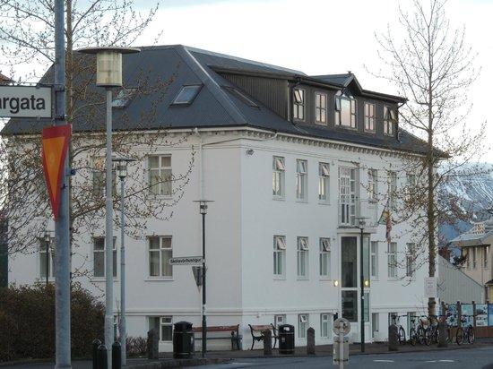Hotel Leifur Eiriksson: View of hotel