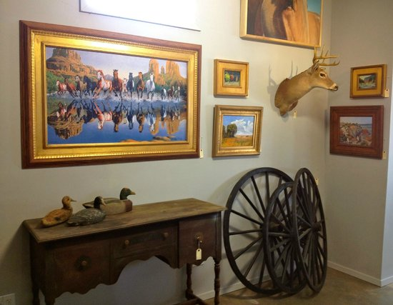 Western Art & Artifacts