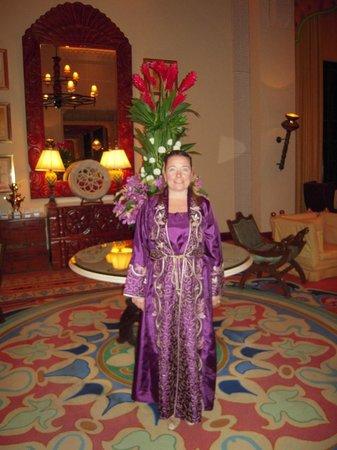One&Only Royal Mirage Dubai: Royal Palace lobby