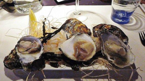 De Stadsschuur : Proeverij van 3 Zeeuwse oesters: platte, creuse en caresse