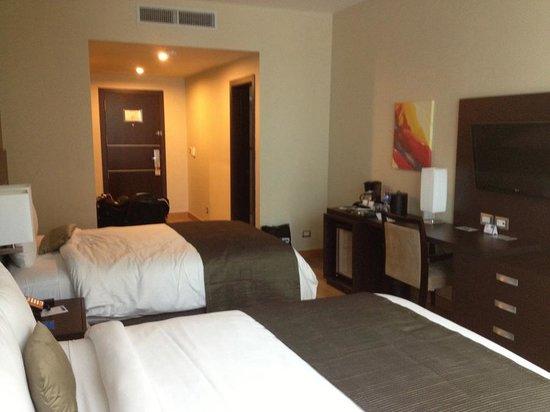 Tryp by Wyndham Panama Centro: Room