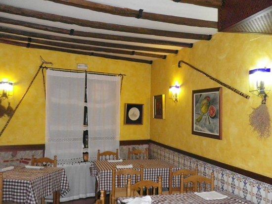Meson Don Jimeno: Dining Room