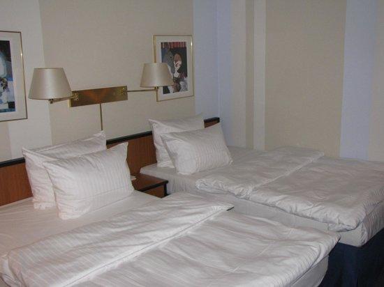 Zimmer  In Best Western Hotel Rastatt