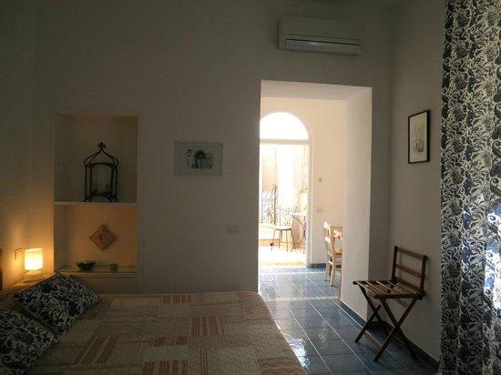 Villa Aida: camera