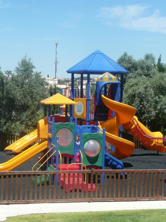 Holiday Village Algarve Balaia: park
