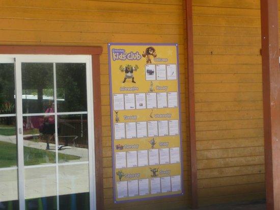 Alfagar Alto da Colina: kids club