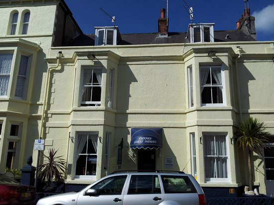 Cunard Guest House: All you could want from a family run b+b excellent!