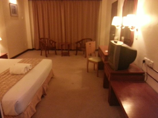 Swiss-Inn Sungai Petani: the room