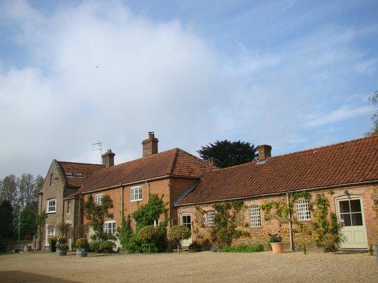 Manor House Farm: les chambres du B&B