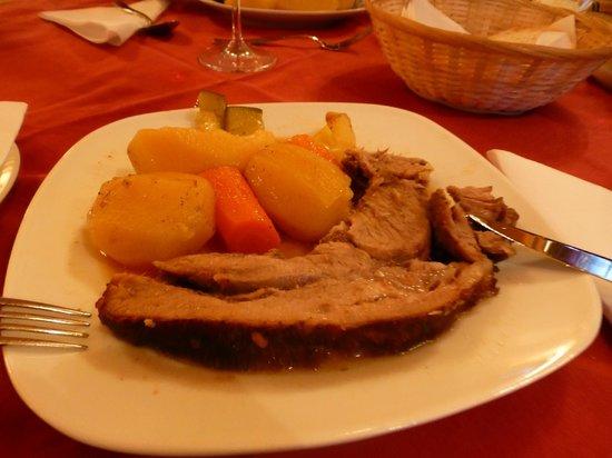 Plitvicka vila: un delice d'agneau