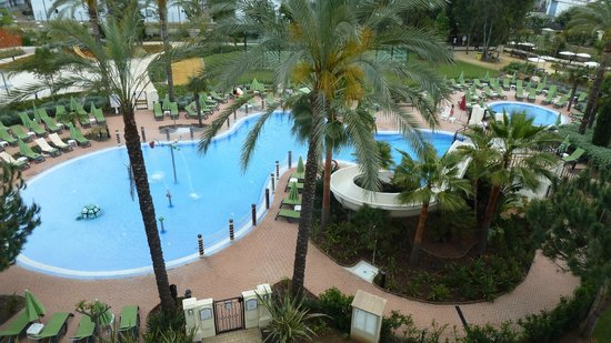 Marriott's Playa Andaluza: Kiddies Pool