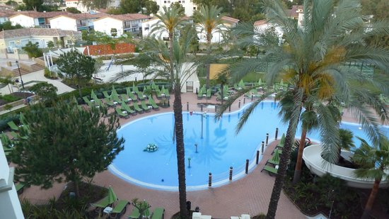 Marriott's Playa Andaluza: Large childrens pool