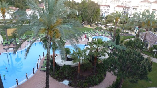 Marriott's Playa Andaluza: Childrens Pool/slide