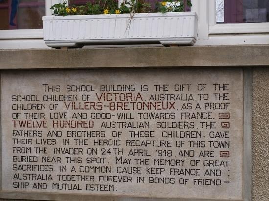 Terres de Memoire Somme Battlefield Tours Photo