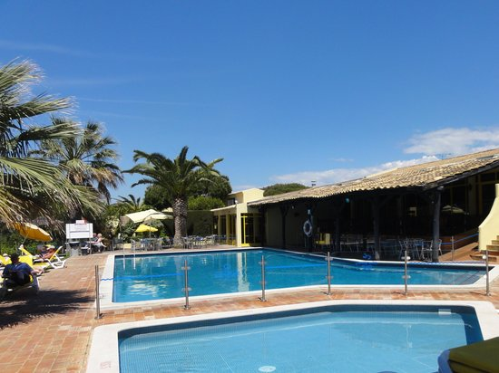 Pinhal do Sol Hotel : Pool