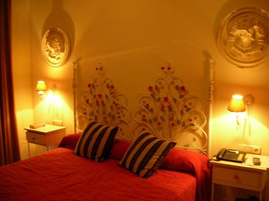 Hotel Doña Manuela: la nostra camera romanticissima