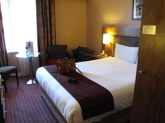 Maldron Hotel Parnell Square: bedroom #118