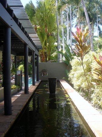 Reef Club Resort: Reef Club Entrance Area