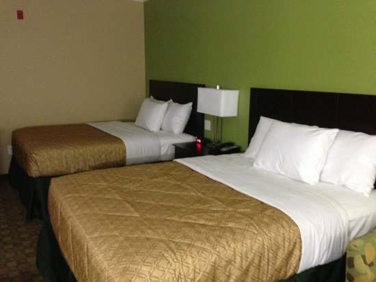 Quality Inn: Standard DBL Queen