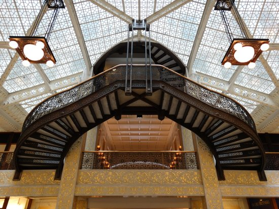 The Rookery: Staircase