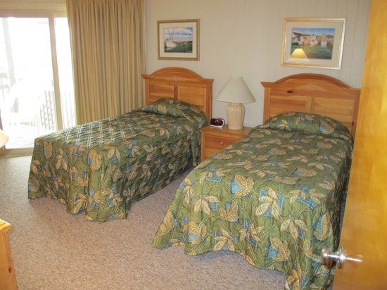 Outer Banks Beach Club: 2nd bedroom