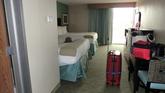 Holiday Inn Express Charleston Downtown - Medical Area : Room 609