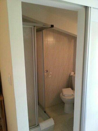Cesario : le placard de bain