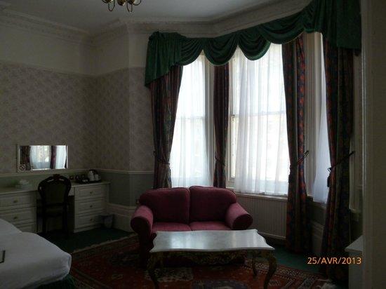 The Courtlands Hotel: déco