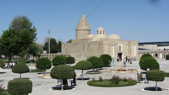 Chasma Ayub Mausoleum: La facciata