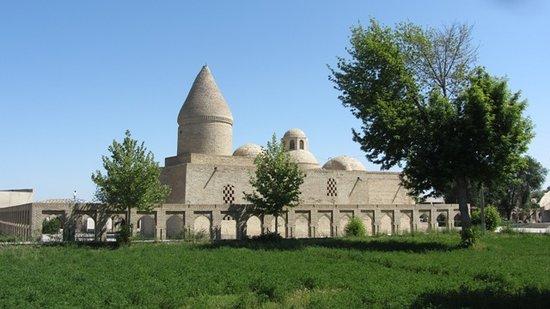 Chasma Ayub Mausoleum: Panoramica