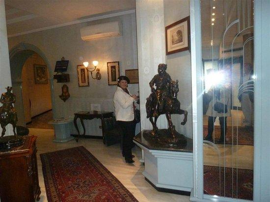 CityLine Hotel Liberty: recepcion