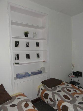 Barbieri Sol Hostel: Nice and clean room