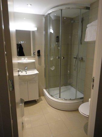 Hotel Iron Horse: camera n.210 - bagno